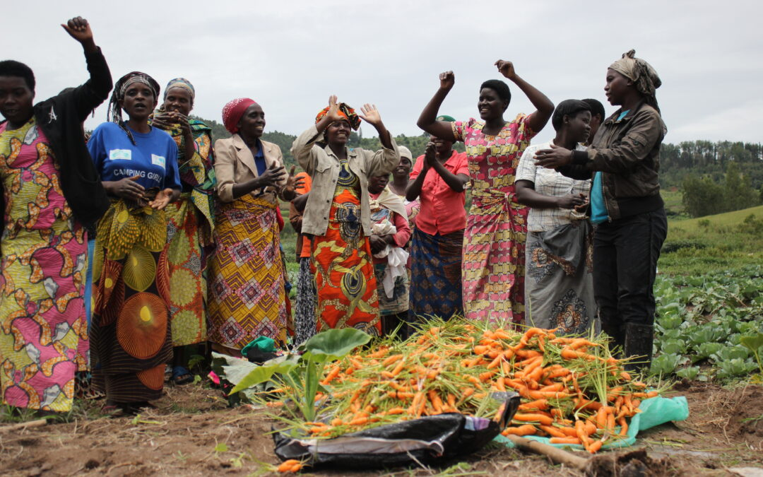 The role of women's groups